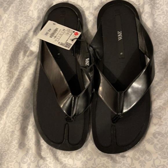 NWT Zara sandals